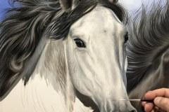 Pintura-em-tela-de-tres-cavalos-por-Elton-Brunetti-foto-7