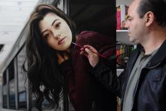 pintura-de-reatrato-Alana-por-Elton-Brunetti