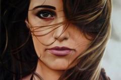 pintura-de-reatrato-Sinome-por-Elton-Brunetti