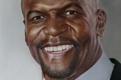 pintura-do-ator-Terry-Crews-por-Elton-Brunetti