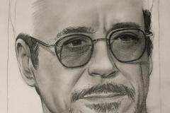 pintura-oleo-sobre-tela-do-ator-Robert-downey-Jr-por-Elton-Brunetti-06