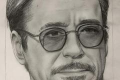 pintura-oleo-sobre-tela-do-ator-Robert-downey-Jr-por-Elton-Brunetti-07