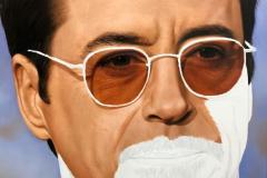 pintura-oleo-sobre-tela-do-ator-Robert-downey-Jr-por-Elton-Brunetti-11