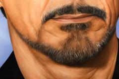 pintura-oleo-sobre-tela-do-ator-Robert-downey-Jr-por-Elton-Brunetti-16