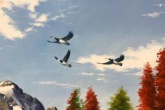 obra-Paisagem-com-Cavalos-óleo-sobre-tela-artista-elton-brunetti-deatlhes-12