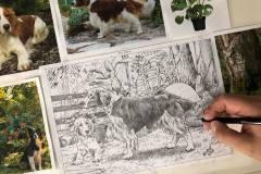 tela-7-caes-curso-pintura-avancado-elton-brunetti-05