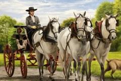 Pintura-de-carruagem-com-cavalos-por-Elton-Brunetti-2