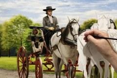 Pintura-de-carruagem-com-cavalos-por-Elton-Brunetti-3
