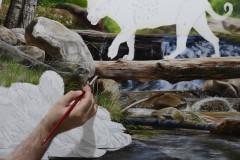 pintura-de-uma-Onca-pintada-60x90-Elton-Brunetti-04