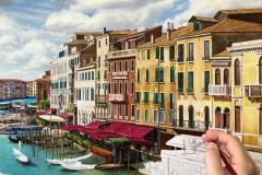 Pintura-de-Veneza-por-Elton-Brunetti-4