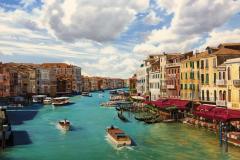 Pintura-de-Veneza-por-Elton-Brunetti