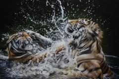 Tela-Tigres-na-agua-80x100-por-Elton-Brunetti-01