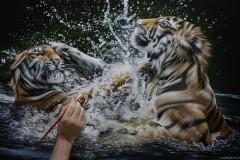 Tela-Tigres-na-agua-80x100-por-Elton-Brunetti-09