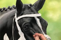 pintura-de-cavalo-e-potro-por-elton-brunetti-1