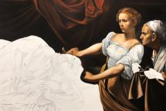 estudo-pintura-caravaggio-Judite-e-Holofernes-12