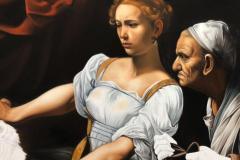 estudo-pintura-caravaggio-Judite-e-Holofernes-13