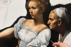 estudo-pintura-caravaggio-Judite-e-Holofernes-14