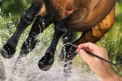 pintura-cavalo-galopando-na-agua-por-elton-brunetti-8