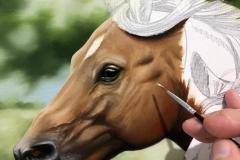Pintura-de-cavalos-arabes-por-Elton-Brunetti-08