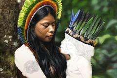 Pintura-Retrato-Indigena-Elton-Bruneti-06