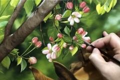 pintura-de-um-cavalo-com-cachorro-por-Elton-Brunetti-05